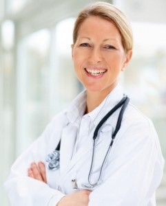 Physician Happy With Medical Practice Marketing